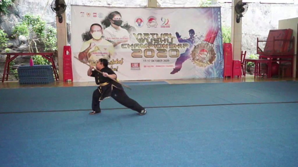 Dinda Wushu Bali