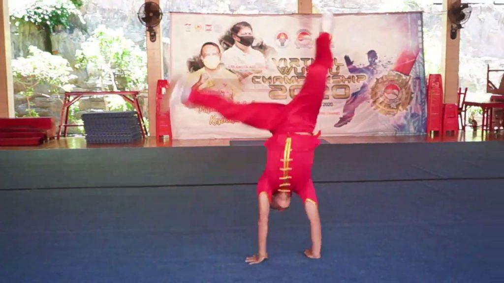 Een Wushu Bali