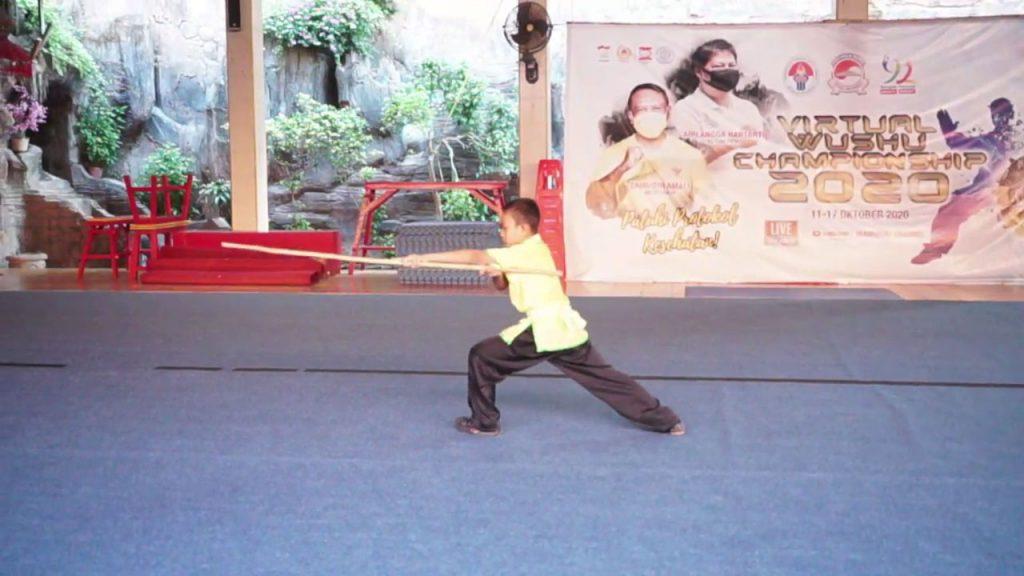 Teja Wushu Bali