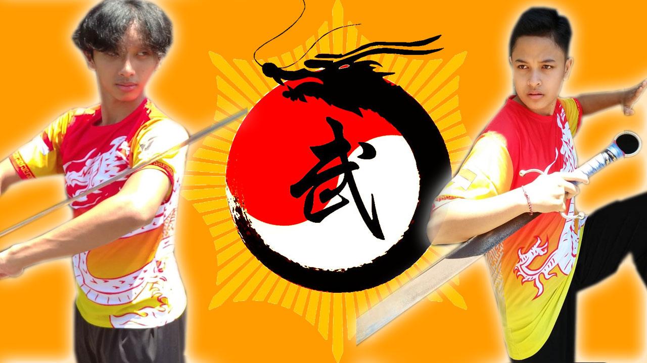 atlet wushu bali